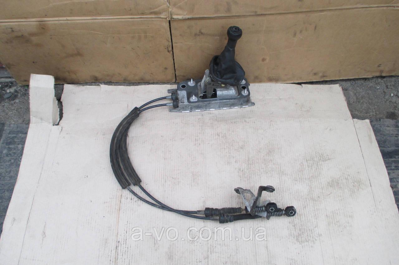Кулиса КПП с тросами для Volkswagen Caddy 3 1.9 2.0 1T0711049AC номер троса 1T0711265E 1T0711266E