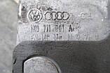 Кулиса КПП с тросами для Volkswagen Caddy 3 1.9 2.0 1T0711049AC номер троса 1T0711265E 1T0711266E, фото 5