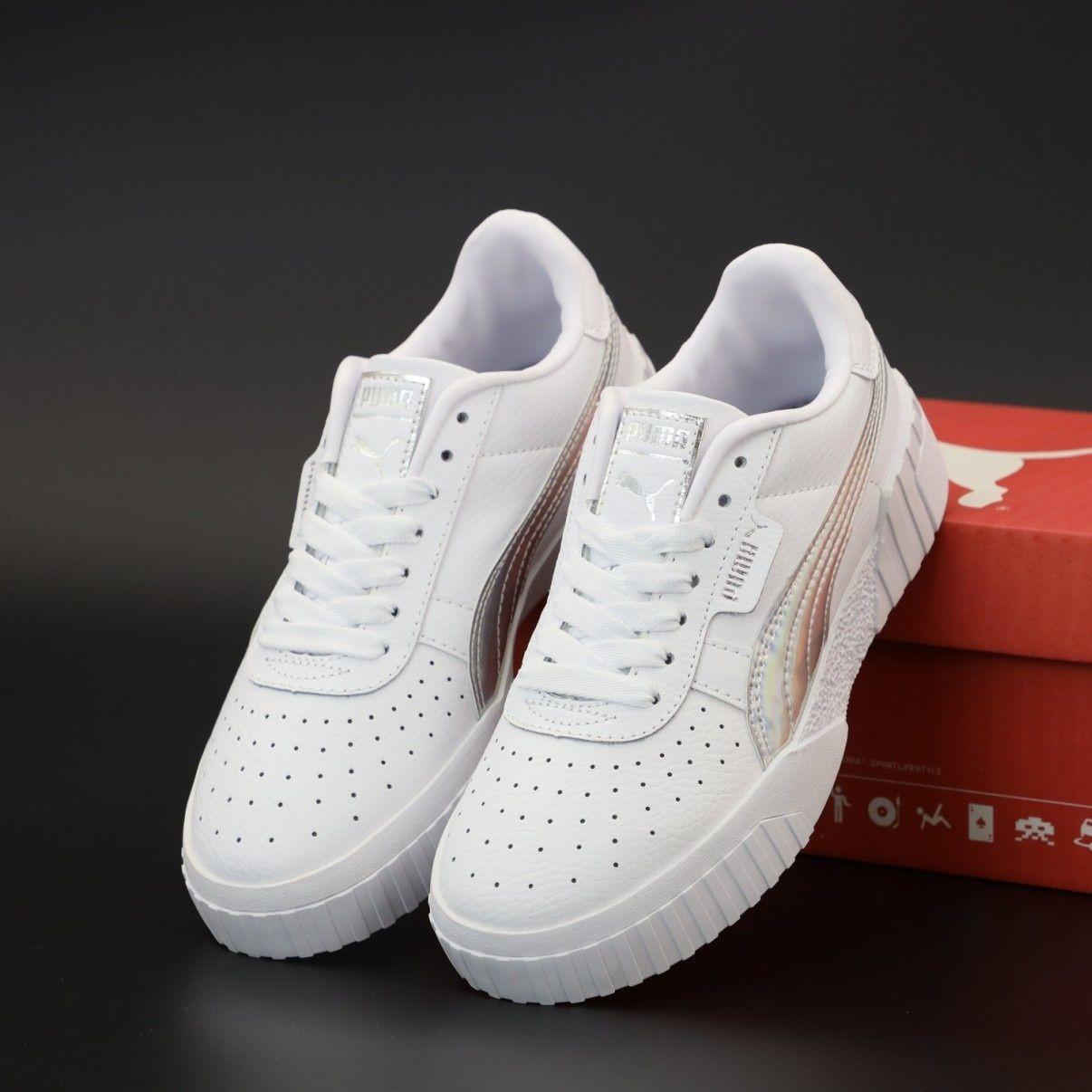 Женские кроссовки в стиле Puma Cali