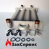 Теплообменник битермический на газовый котел Beretta CIAO J 24 CSI R20005544, фото 6