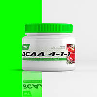 BCAA 4:1:1 аминокислоты для похудения, роста и восстановления мышц TNT Target Nutrition Trend (розовый лимонад