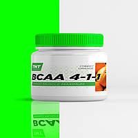 BCAA 4:1:1 аминокислоты для похудения, роста и восстановления мышц TNT Target Nutrition Trend