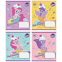 Тетрадь школьная Kite My Little Pony LP20-234, 12 листов, в линию