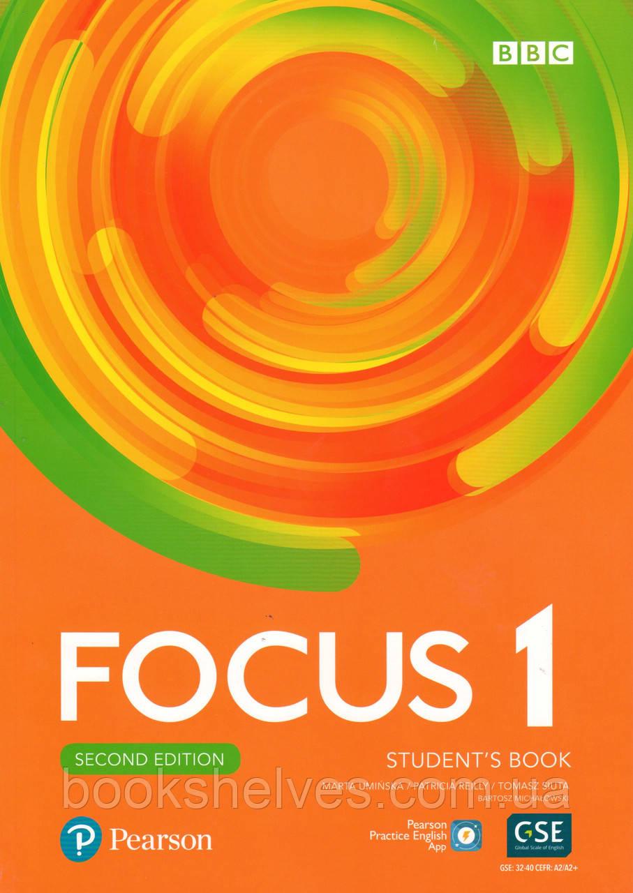 Підручник Focus 2nd ed 1 student's book