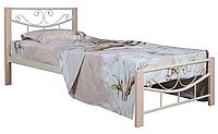 Кровать односпальная металлическая Берна TM Lavito