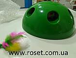 Игрушка для кошек - интерактивный игрушечный мяч Pop N' Play, фото 5