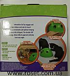 Игрушка для кошек - интерактивный игрушечный мяч Pop N' Play, фото 3