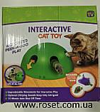 Игрушка для кошек - интерактивный игрушечный мяч Pop N' Play, фото 2