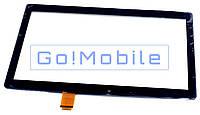 Сенсор Bravis NB106 3G (тип 2)/ NB107 (237*167)  черный