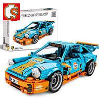 Конструктор Sembo Block 701502 Technic Техник Porsche 911 Порше 911 (аналог Lego Technic), 517 деталей