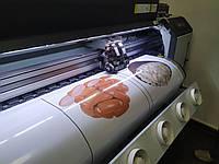 Печать на перфорированной плёнке