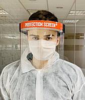 Захисний пластиковий екран для обличчя PROTECTION SCREEN