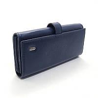 Синий женский кожаный кошелек Desisan 308-315 из натуральной кожи, фото 1