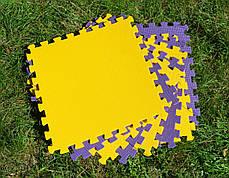 Покрытие для детских комнат, пазлы (8 элементов), фото 3