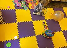 Покрытие для детских комнат, пазлы (8 элементов), фото 2