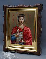 Икона Святого мученика Георгия Победоносца., фото 2