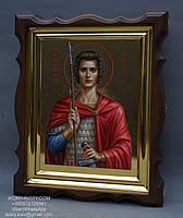 Икона Святого мученика Георгия Победоносца., фото 3