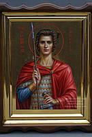 Икона Святого мученика Георгия Победоносца., фото 4