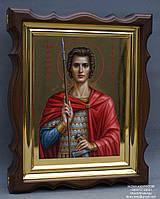 Икона Святого мученика Георгия Победоносца., фото 5