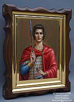 Икона Святого мученика Георгия Победоносца., фото 6