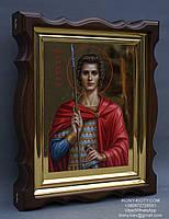Икона Святого мученика Георгия Победоносца., фото 7