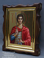 Икона Святого мученика Георгия Победоносца., фото 10