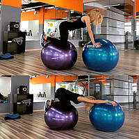 Мяч для фитнеса 75см PROFITBALL (GIPS), Фитбол детский, Гимнастический мяч фитбол, Профитбол, магазин Gipo