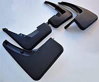 Брызговики пластик, под оригинал Mercedes-benz gl-class (x164) (мерседес-бенц гл/жл-класс х164) 2006-2012