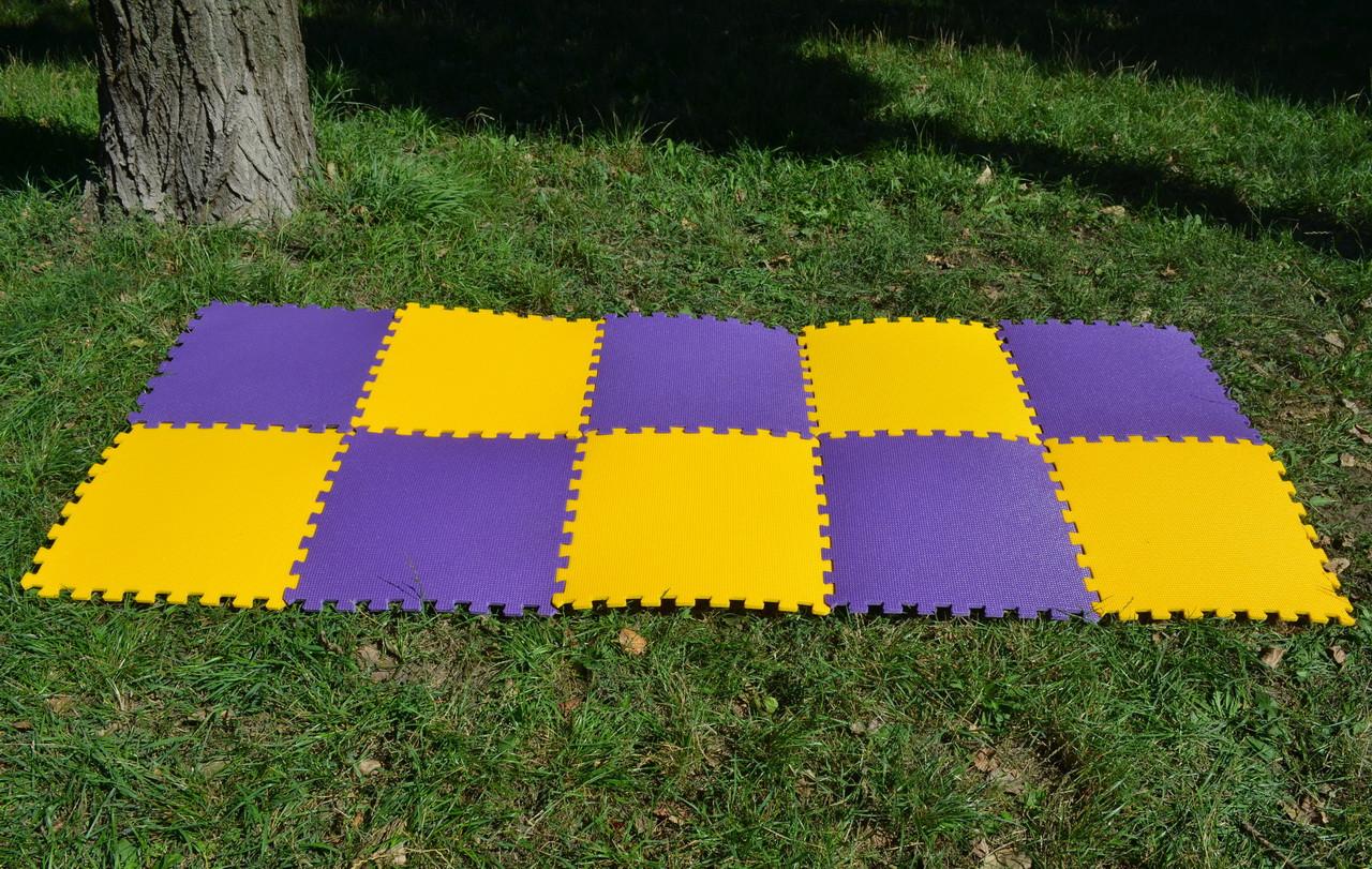 Дитячий м'яка підлога, підлогове покриття (10 елементів)