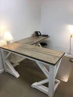 Стол из дерева ручной работы