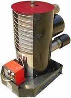 Гелиос АОЖ 10 печка на отработанном масле