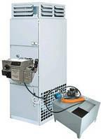 Воздухонагреватели Smart Heater TE 40 + горелка Smart Burner B-05 на отработанном масле