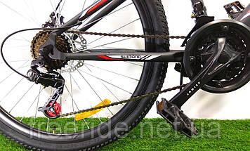 Подростковый Велосипед Azimut Blackmount 24 D (16), фото 3