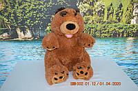 """М'яка іграшка Ведмідь з мультфільму """"Маша та Ведмідь"""", фото 1"""