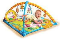 Как выбрать детский развивающий коврик?