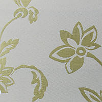 Рулонные шторы Ткань Флаверс 2257 Салатовый