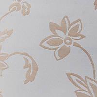 Рулонные шторы Ткань Флаверс 2279 Персик