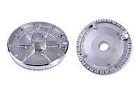 Горелка газовой плиты Ariston, Indesit 052928 h=27mm d=95mm