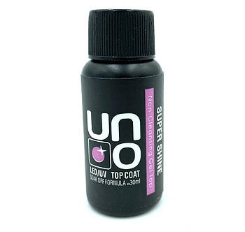UNO Топ без липкого слоя Super Shine  Top,30 мл