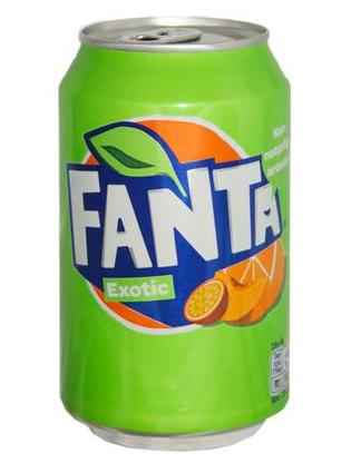 Fanta Exotic Фанта Экзотик