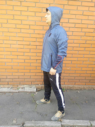 Ветровка мужская PUMA. Плащевка, фото 2