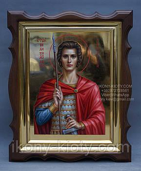 Икона Святого  Георгия Победоносца.