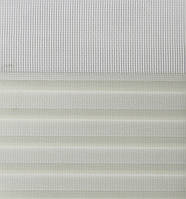 Рулонные шторы День-Ночь Ткань Мистери Z-270 Белый