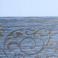 Рулонные шторы День-Ночь Ткань Вензель Z-752 Серый