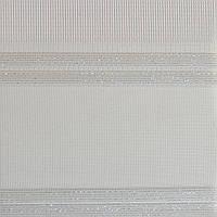 Рулонные шторы День-Ночь Ткань Аризона Z-731 Белый