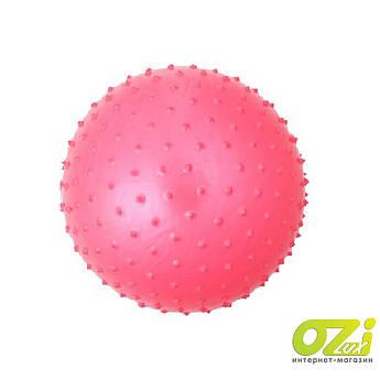 Мяч для фитнеса CO9005 розовый