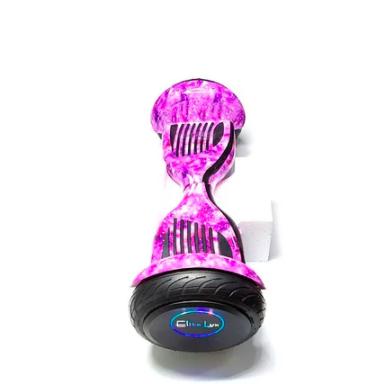 Гироскутер Smart Balance 10.5 Elite Lux фиолетовый космос, фото 2