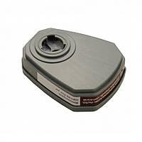 Фільтр вугільний для масок SAFETY PROTECTION 9400A (кріплення байонет) к-т