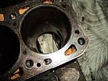 Б/У блок циліндрів двигуна гольф 2 1.6 бензин PN, фото 2