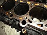 Б/У блок циліндрів двигуна гольф 2 1.6 бензин PN, фото 4